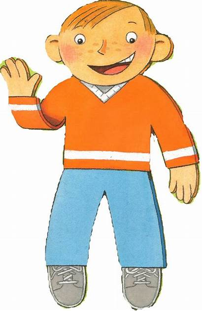 Stanley Flat Clipart Coloring Sara Library Kid