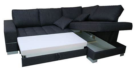 canapé d angle basika canapé d 39 angle convertible à droite santa barbara gris anthracite