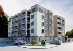 Modern Apartment Exter...