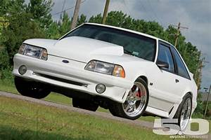 1993 Ford Mustang Gt - Blown Call