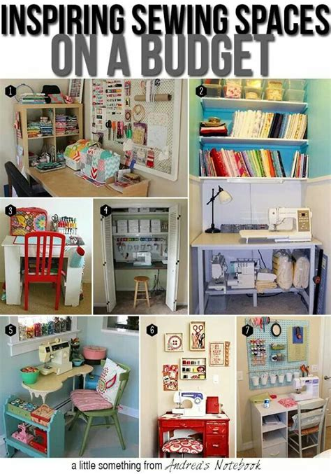 organizing your craft room on a budget vintage paint sewing room ideas organization