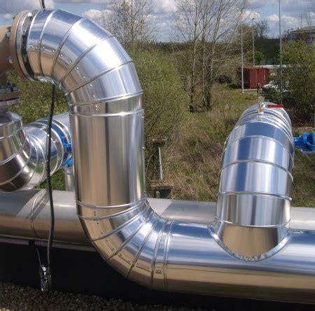 calorifuge isolation thermique industrielle