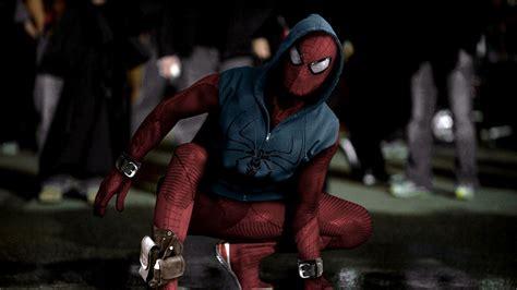Captain America Civil War Spiderman Wallpaper Spider Man Hd Wallpapers Backgrounds Mazaday