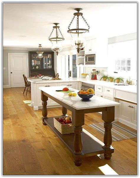 awesome  images narrow kitchen island ideas lentine marine