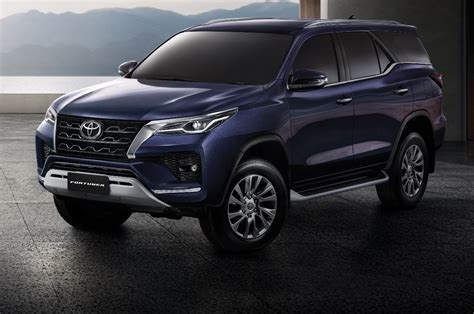 Toyota Fortuner facelift developed with customer inputs ...