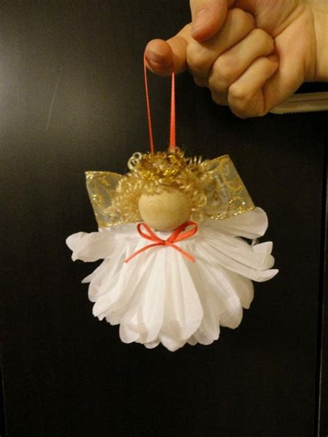 vh handmade christmas ornament crafts diy paper angel