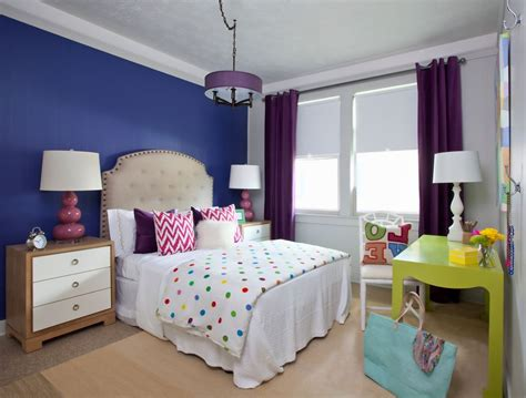Painting One Wall A Different Color In A Bedroom  Home Combo