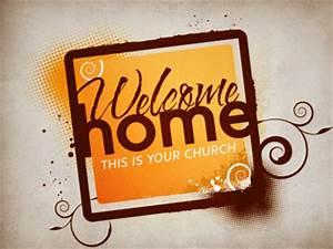 Welcome Home | Graceway Media | WorshipHouse Media