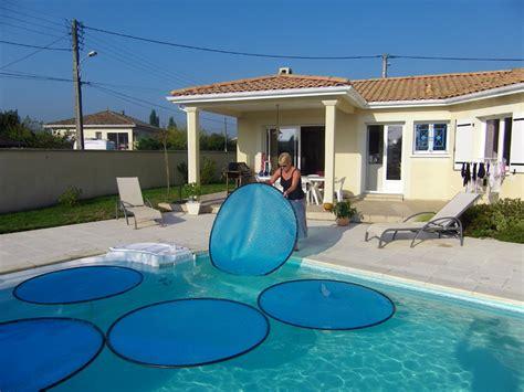 bache a bulles piscine calostop solaire avenir