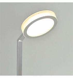 Lampadaire Design Led : lampadaire led design rond solo ~ Teatrodelosmanantiales.com Idées de Décoration