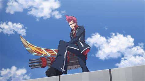 Anime Action Dengan Pertarungan Terbaik Guslinger Stratos Anime Terbaik