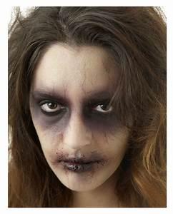 Zombie Schminken Bilder : halloween zombie schminken 13 originelle halloween gesichter schminken mit anleitungen ~ Frokenaadalensverden.com Haus und Dekorationen