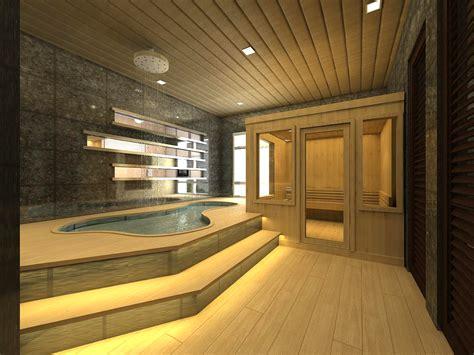 Wellness Zu Hause by A Look At Saunas 2343 Bathroom Ideas