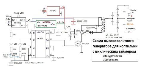 Электростатический генератор •