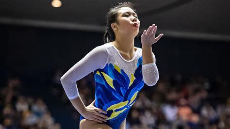 Samantha Sakti - Gymnastics - UCLA