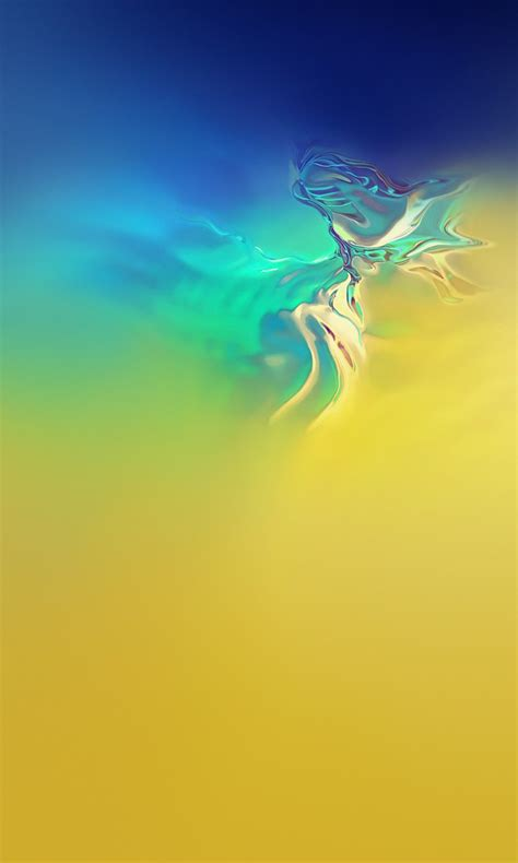 samsung galaxy  blue green abstract stock wallpapers