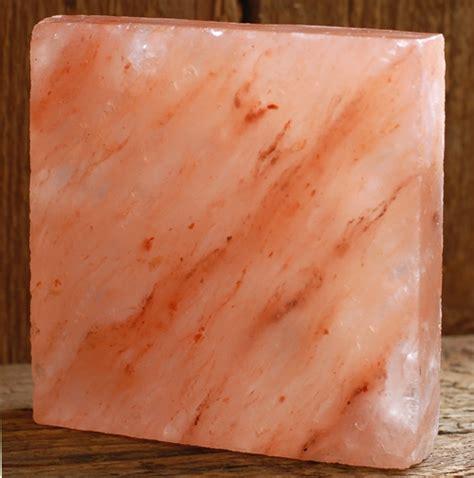 what do himalayan salt ls do himalayan salt blocks salt plates and salt bricks used