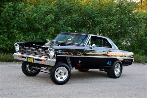 Chevy Nova Shakes The Streets With Hot Rod
