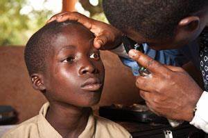 One in the eye for river blindness   Feature   Education ...