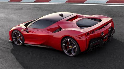 The New Ferrari Sf90 Stradale Is A 986bhp Hybrid Supercar