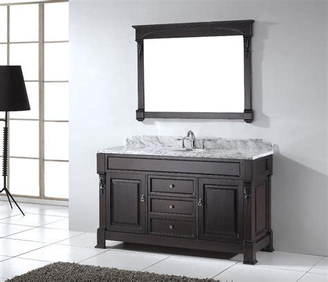 single sink bathroom vanity review