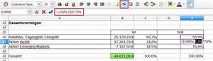 Abweichungen Berechnen : finanzen mit excel im griff teil 4 das finanzcockpit ~ Themetempest.com Abrechnung
