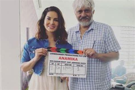 Sunny Leone Starts Shooting Vikram Bhatt Web Series