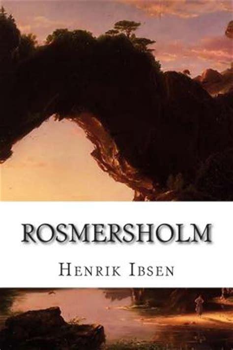 Image result for images ibsen rosmersholm