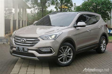 Gambar Mobil Hyundai Santa Fe by Wallpaper Hyundai Santa Fe Minor Change 2016 Facelift