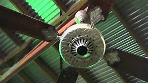 Antique Westinghouse Sidewinder 56inch Ceiling Fan
