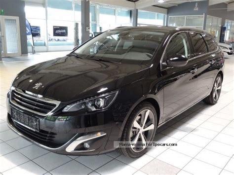 2012 Peugeot 308 Sw E-hdi 115 Stop \u0026 Start Allure (l