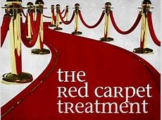 Church PowerPoint Template The Red Carpet Treatment