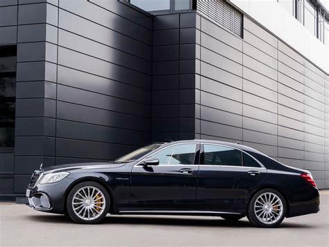 2018 Mercedesbenz Sclass Imboldn