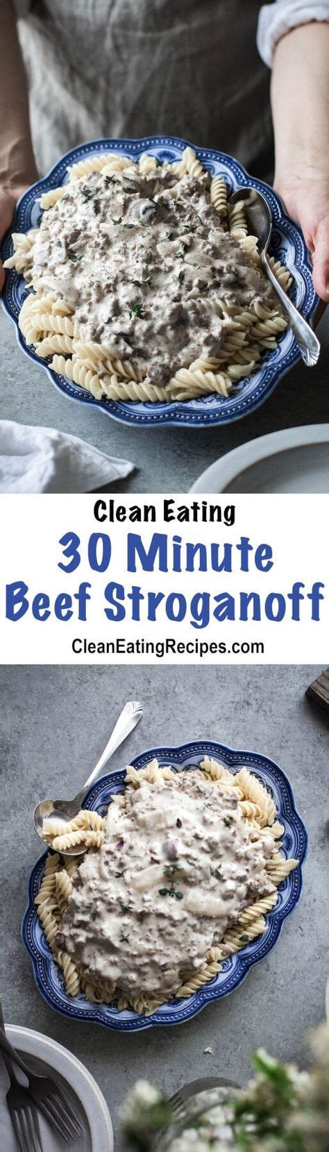 Ground beef stroganoff is a delicious, quick and easy version of the classic, loaded with garlicky mushrooms and finished off with a silky sour cream sauce! One Pot Ground Beef Stroganoff Recipe Without Cream of ...