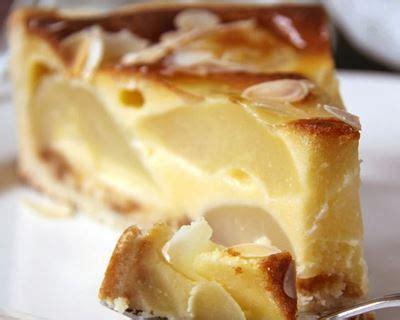 astuces cuisine rapide recette tarte aux poires williams