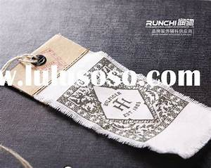 well known brand woven label for sale pricechina With fabric tags for clothing