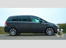 Opel Zafira B ATG auto tuning geiger