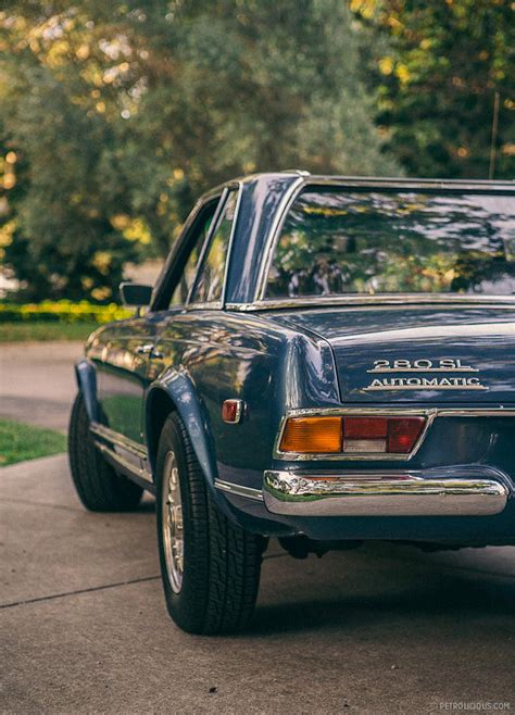 Why The Mercedesbenz 280sl Pagoda Is Collectable