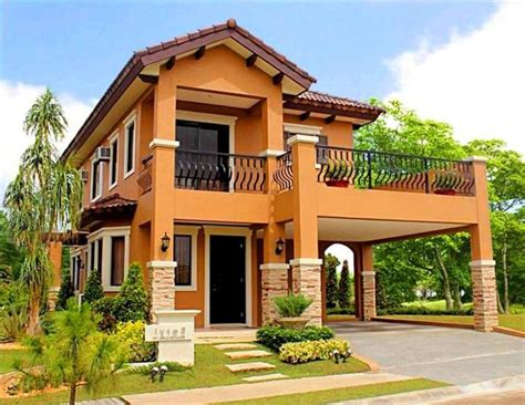 different style homes bahay kubo different types kinds styles of houses in philippines rowhouses towhouses single
