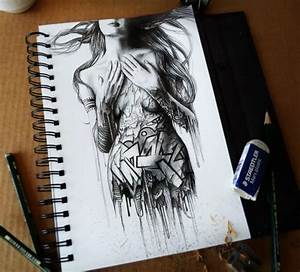 Amazing Pencil Drawing - OMG Laugh