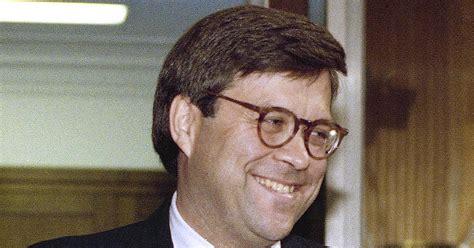 bill barr trump  hell nominate william barr