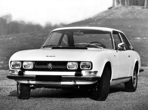 Peugeot 504 Coupe by Peugeot 504 Coupe Specs 1974 1975 1976 1977 1978