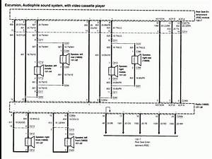 2004 Ford Excursion Radio Wiring Diagram