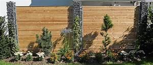 Idee De Cloture Pas Cher : cl tures de jardin en 59 id es captivantes ~ Premium-room.com Idées de Décoration
