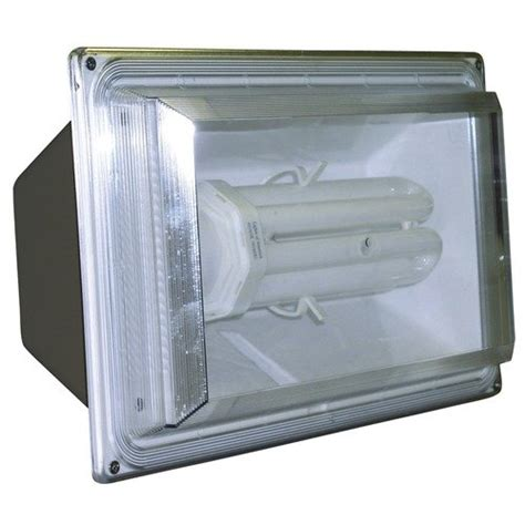 lights of america 9266 65 watt 6500k fluorescent flood