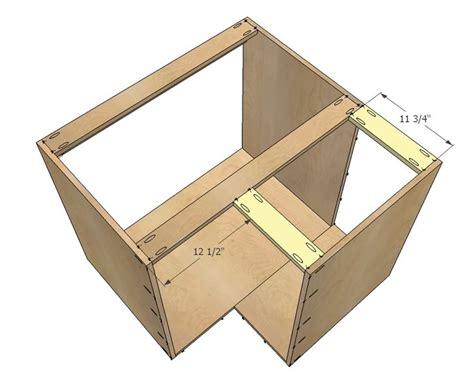 construccion de mueble esquinero  tu cocina simple