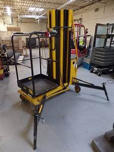 Abi 346 Aerial Lifts In St  Louis Park  Minnesota By