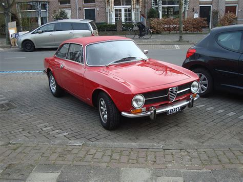 Alfa Romeo Gt Junior 1600 For Sale Johnywheelscom