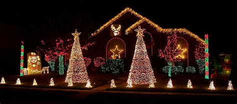 outdoor christmas lights ideas 20 awesome christmas decorations for your yard outdoor