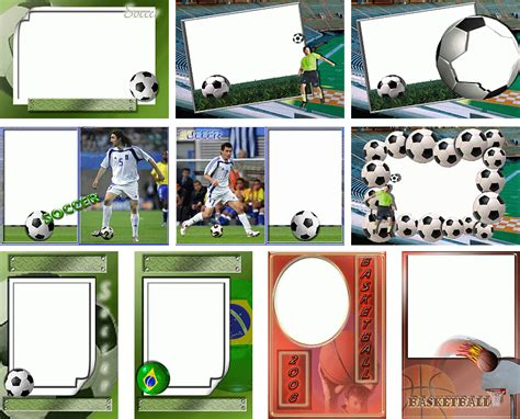 Time Frame Template Mac by Sports Edition Digital Frames Psd Templates On Dvd